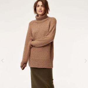 The Group Babaton 100%Alpaca Wool Sweater